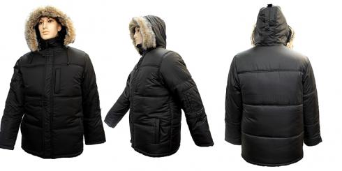 Куртка утеплённая (Аляска)