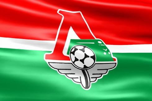 Флаг ФК Локомотив