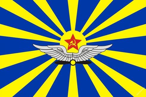 Флаг Военно-воздушных сил СССР