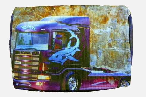 Автоподголовник Scania
