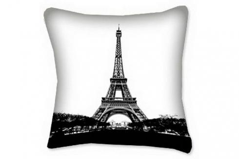 Автомобильная подушка Эйфелевая башня