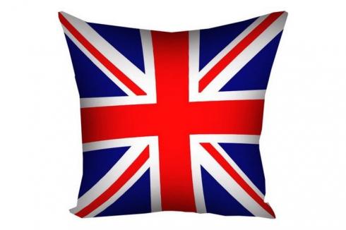 Автомобильная подушка Британский флаг